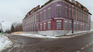 Дом жилой с лавками, 1830-е гг.