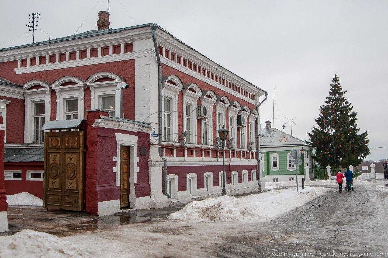 Ворота с оградой, XIX в., усадьба городская