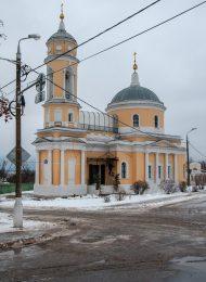 Крестовоздвиженская церковь, 1832 г.