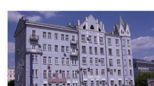 Доходный дом, 1912—1914 гг., арх. Э.К.Нирнзее