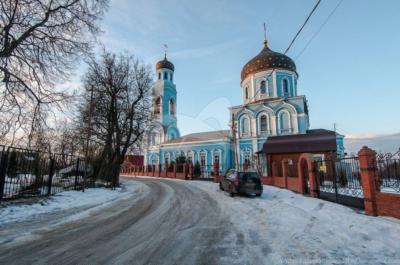 Церковь Покрова Пресвятой Богородицы, 1845-1879 г.