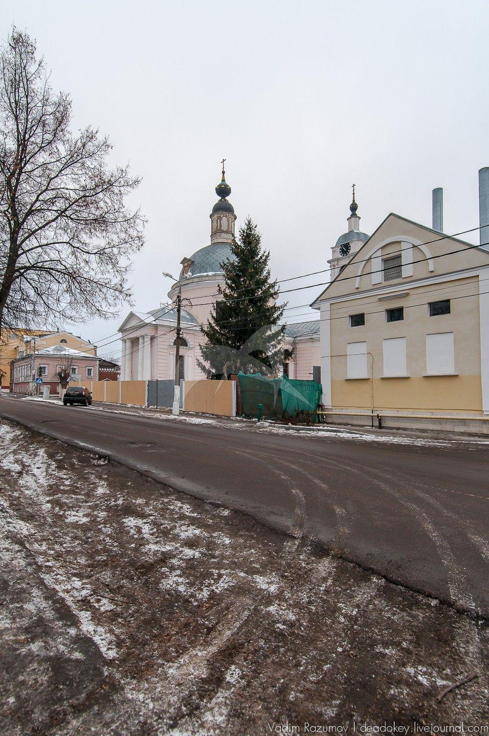 Церковь Вознесения, 1799 г.