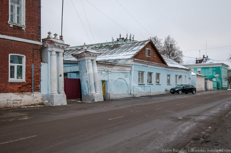 Флигель, усадьба городская, 1830-1840-е гг.