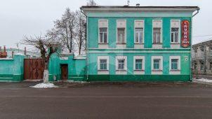 Главный дом, усадьба городская, конец XVIII — начало XIX вв.