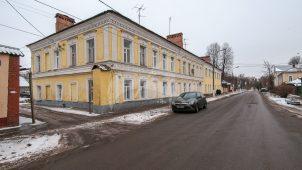 Главный дом, начало XIX в., усадьба Посохина