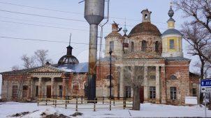 Воскресенская церковь,1835-1843 гг.