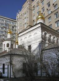 Церковь Михаила Архангела в Овчинниках, 1660-е гг.
