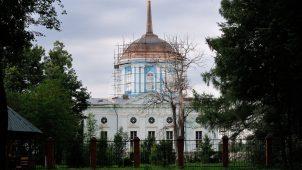 Церковь Благовещения, усадьба Поливаново (Разумовских), XVIII-XIX вв.