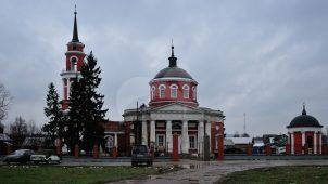 Церковь Божьей Матери (Ахтырская), 1820 г.
