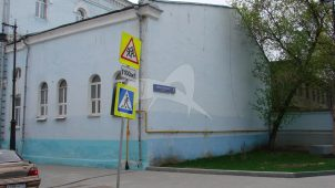 Домовая церковь, 1881 г., конец 1892 г., арх. И. Семенов. Здесь в 1892 г. был крещен А.А. Алехин — шахматист, чемпион мира