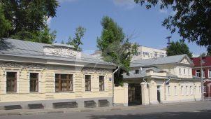 Городская усадьба, начало XIX в.