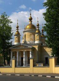Введенская церковь, Введенская единоверческая община, 1829 г.