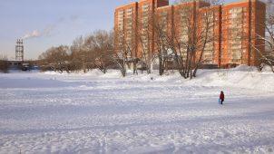 Парк прудами, усадьба «Коренево»