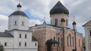 Собор Спасский, монастырь «Вознесенская Свято-Давидова пустынь»
