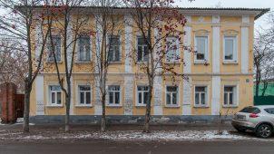 Дом Урываевых, XIX в.