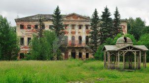 Главный дом-дворец, усадьба Гребнево, ХVIII-ХIХ вв.