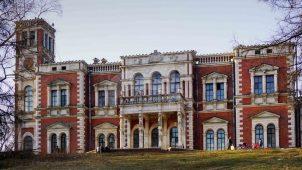 Главный дом, усадьба Быково (Воронцовых), ХVIII-ХIХ вв.