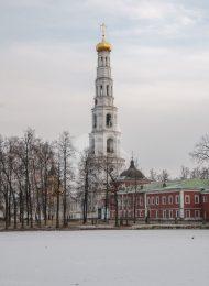 Колокольня, Николо-Угрешский монастырь, ХVI-ХVII вв.