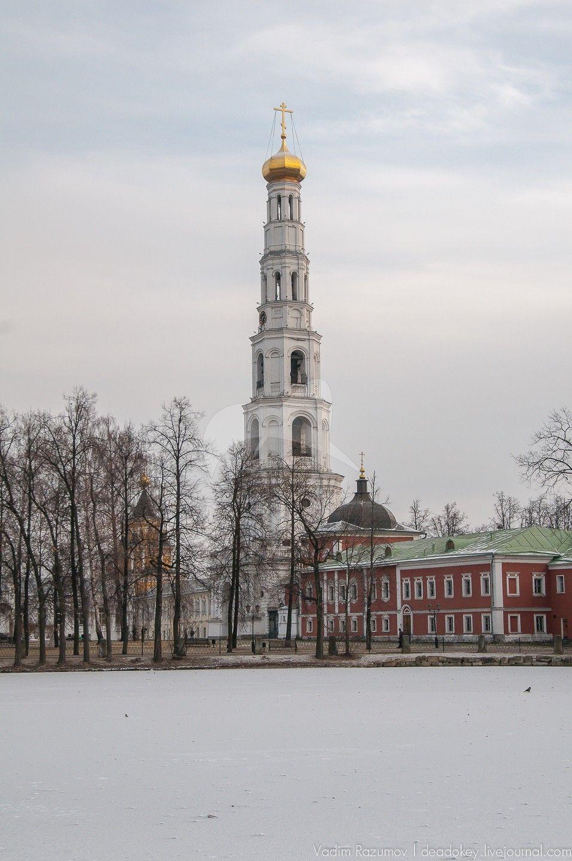 Кельи, Николо-Угрешский монастырь, ХVI-ХVII вв.