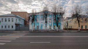 Главный дом, усадьба городская, втораячетвертьXIX в., началоХХ в.