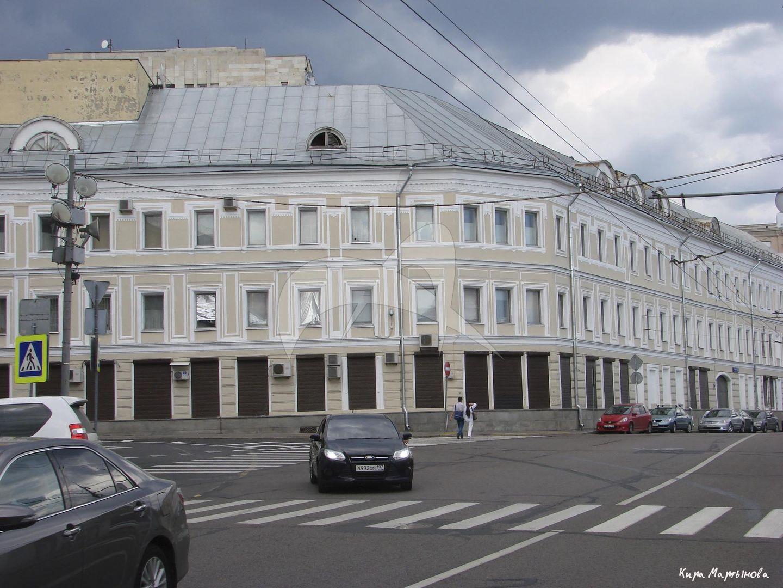 Московский Учетный банк, 1903-1905 гг., арх. К.К. Гиппиус