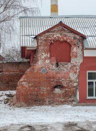 Конюшня, середина XIX в., усадьба городская