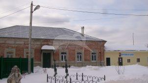 Церковно-приходская школа, начало ХХ в., церковь Святителя Николая, 1859 г.