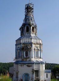 Церковь Василия Великого, ХVII в.