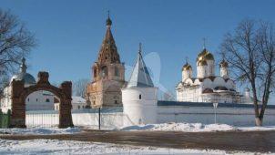 Можайск. Археологический комплекс 3 (Лужецкий монастырь с Кожевенной подмонастырской слободой)