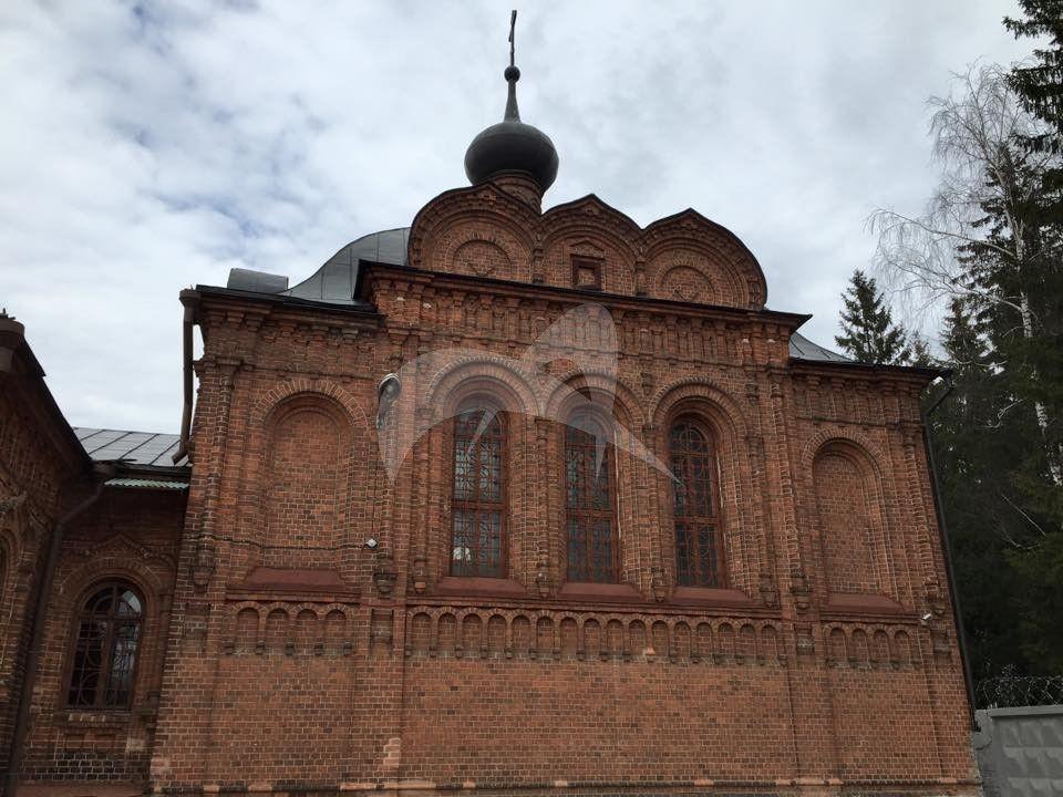 Старообрядческая церковь Покрова Пресвятой Богородицы, 1912 г., арх. М.Г. Пиотрович