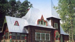 Дача Левенсона, 1900-е годы., арх. Шехтель Ф. О.