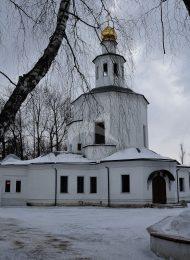 Церковь Спасская, 1714 г.