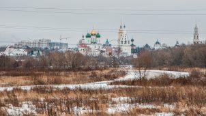 Шатровая колокольня, Ансамбль Кремля, ХVI в.