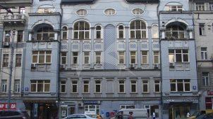 Доходный дом Ф.В. Езерского, 1903 г., арх. К.Л. Розенкампф