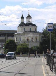 Церковь Филиппа Митрополита, 1777-1780 гг., арх. М.Ф. Казаков. Колокольня XVIII в.