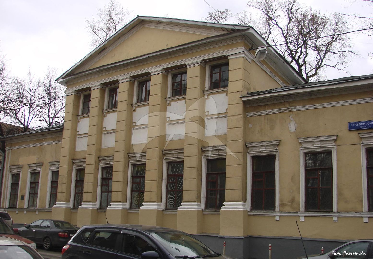 Жилой дом, XVIII-XIX вв.