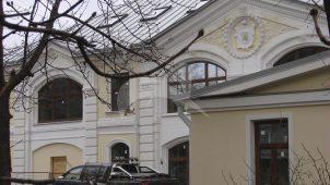 Жилой дом П.В. Щапова, 1867 г., архитектор А.О. Вивьен
