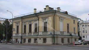 Дом Долгова, 1770 г., арх. В.И. Баженов