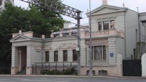 Жилой дом А.П. Богданова, 1900-1901 гг., арх. А.О. Гунст
