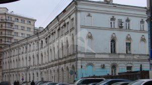 Флигель, усадьба Черткова, XVIII-XIX вв.