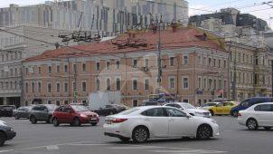 Дом, в котором в 1917 г. находился революционный комитет Городского района