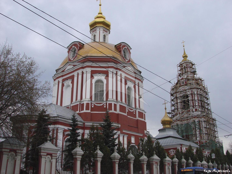 Церковь Никиты Мученика, 1750-1751 гг., арх. Д.В. Ухтомский; части церкви XVII в., колокольня, 1751 г.
