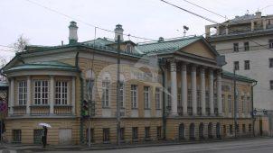 Дом Муравьева-Апостола, 1803-1806 гг.