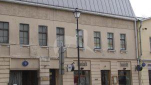 Жилой дом с лавками, 1821 г., 1836 г., ансамбль доходной застройки, XVIII-XIX вв.