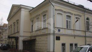 Главный дом, городская усадьба И.Л. Чернышева,  1787 г.