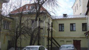 Западный флигель, 1780-е, 1840-е гг., городская усадьба С.С. Боткиной
