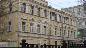Северный флигель, последняя четверть XVIII — XIX вв., городская усадьба