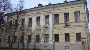Дом Н.Д. Телешова, конец XVIII в.