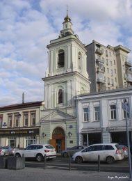 Колокольня церкви Иоанна Предтечи в Казенной слободе, 1772 г.