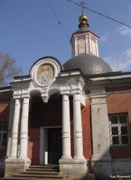 Церковь Николая Чудотворца в Подкопаях, 1493 г.